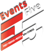 Events Five Logo
